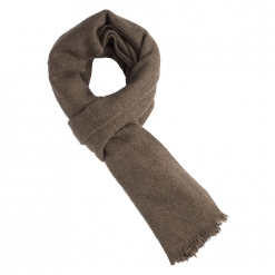 Natural brown Yak Stole
