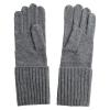 Grey Cashmere Gloves