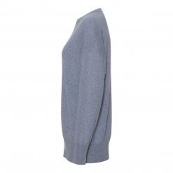 light blue cashmere sweater