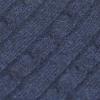 Navy cashmere blanket