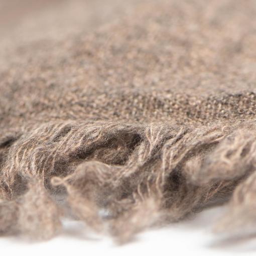Natural brown and black